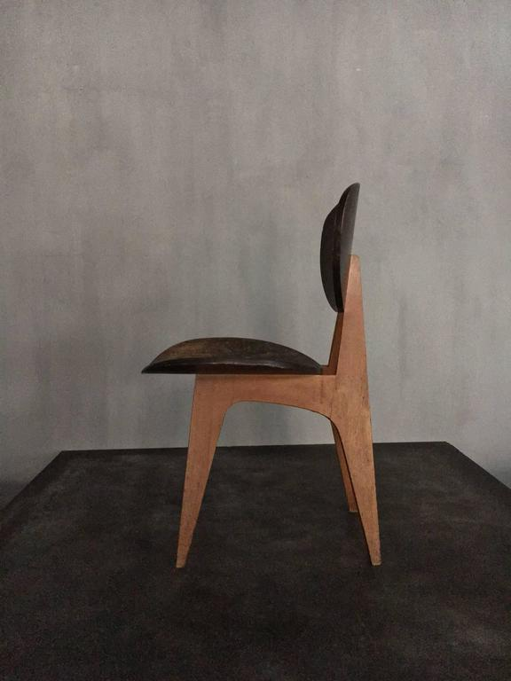 Japanese Chairs by Junzo Sakakura For Sale