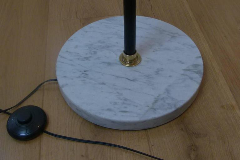 1960s Italian Floor Lamp by Stilnove For Sale 4
