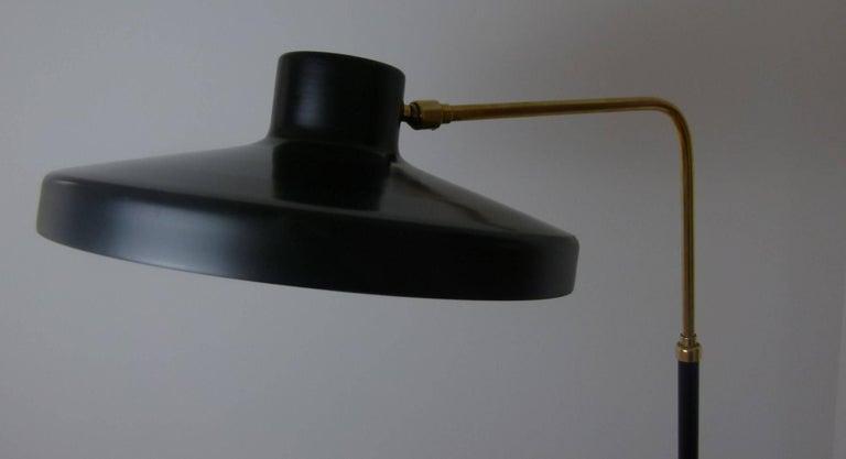 20th Century 1960s Italian Floor Lamp by Stilnovo For Sale