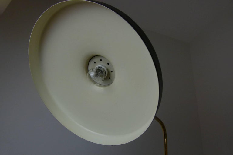 1960s Italian Floor Lamp by Stilnovo For Sale 2