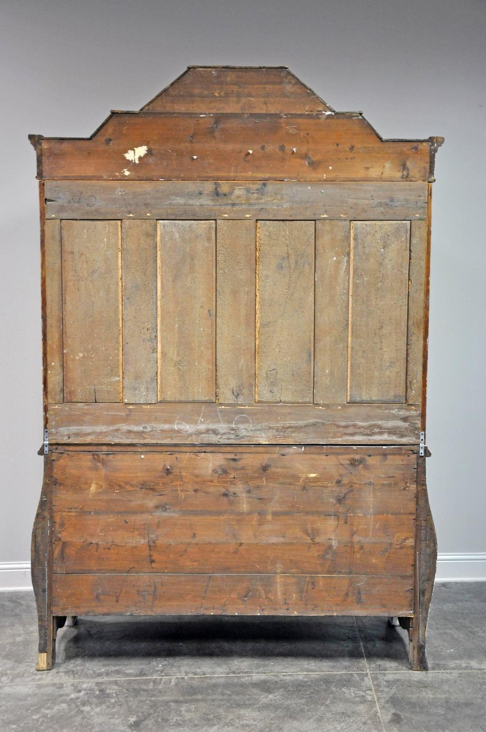 cabinet magazine early 19th century baroque cabinet for at 1stdibs 12962