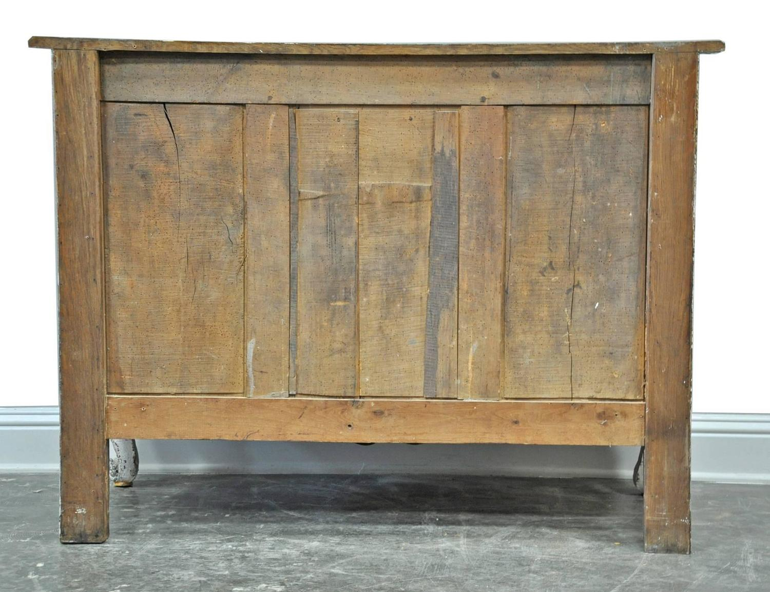 cabinet magazine painted provincial buffet bas for at 1stdibs 12962