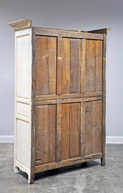 cabinet magazine early 19th century painted normand wedding armoire for 12962