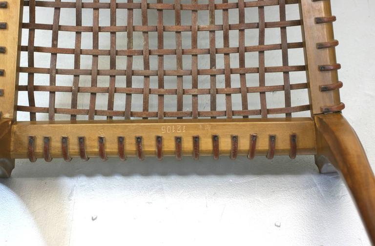 T.H. Robsjohn-Gibbings Klismos Chairs by Saridis, Athens For Sale 2