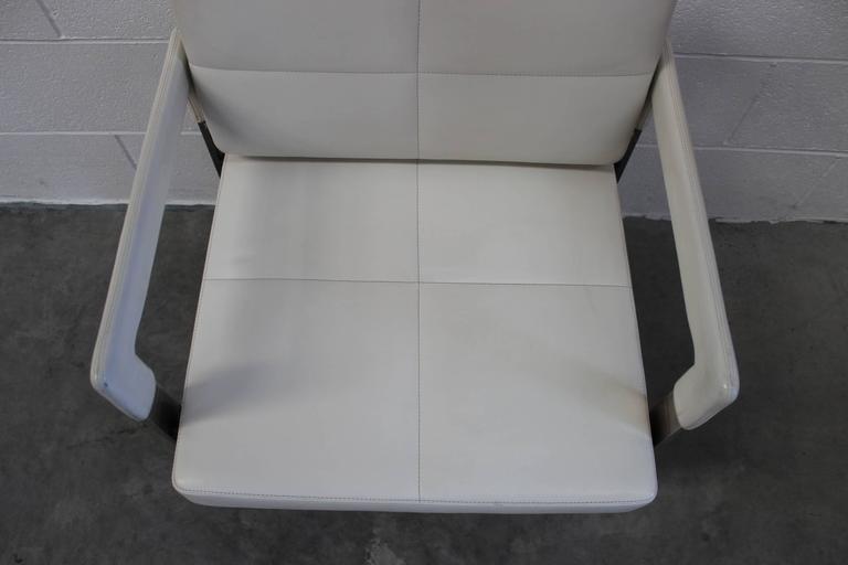 Poltrona Frau Aster X Chairs In Pelle Frau