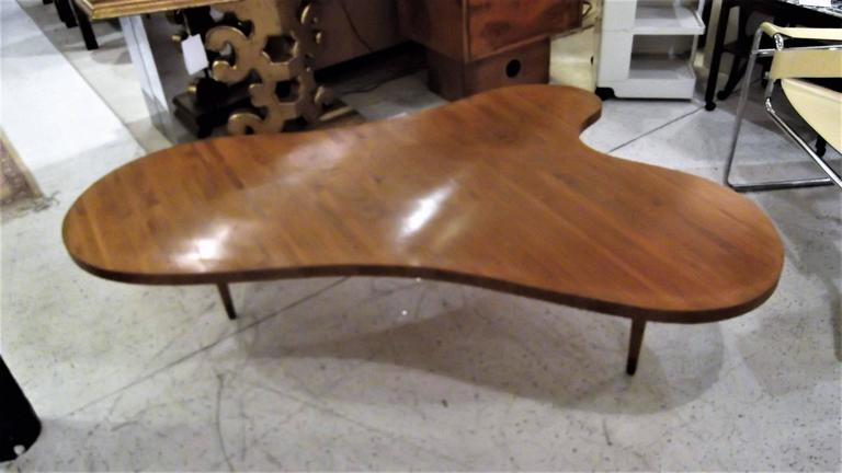 Large Biomorphic Coffee Table For Sale at 1stdibs