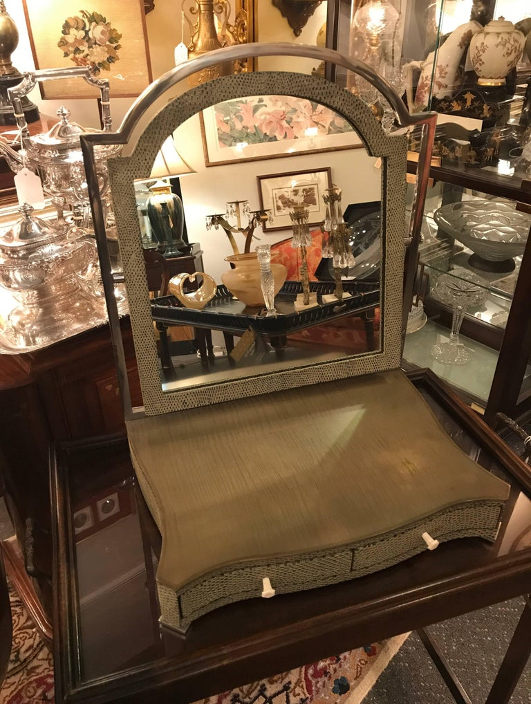 Theodore Alexander Vanity Or Shaving Mirror For Sale At