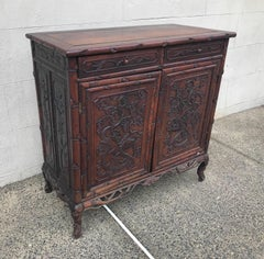 Antique 19th Century Chinese Cabinet