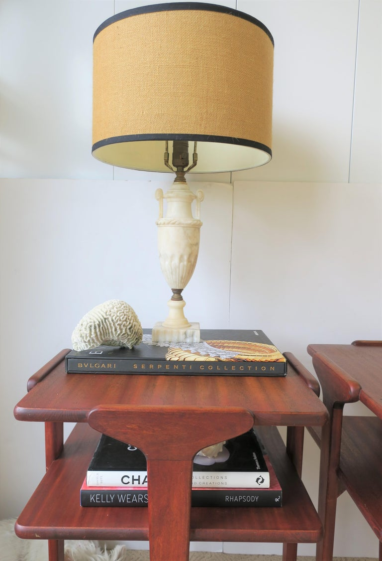 Pair Midcentury End or Night Stand Tables For Sale 8