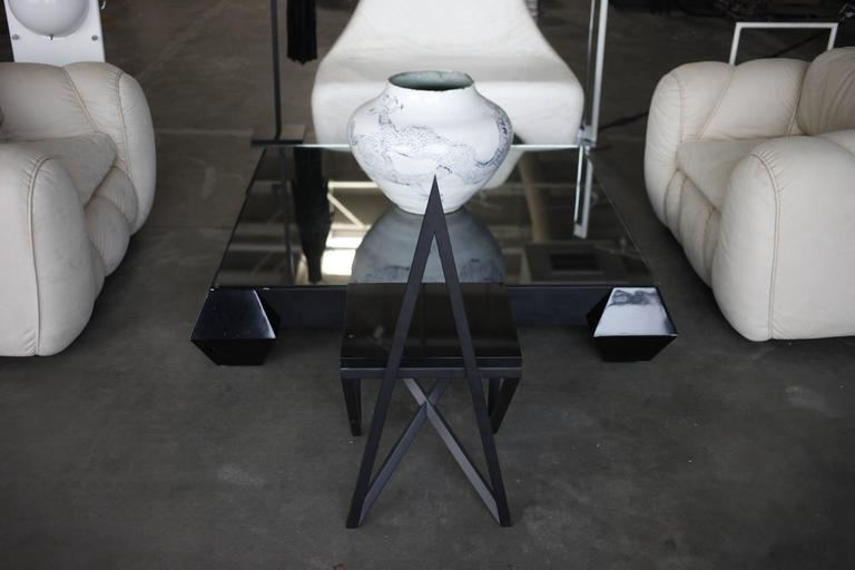 Powder-Coated Contemporary 'Pagan' Star Side Chair by Material Lust, 2014