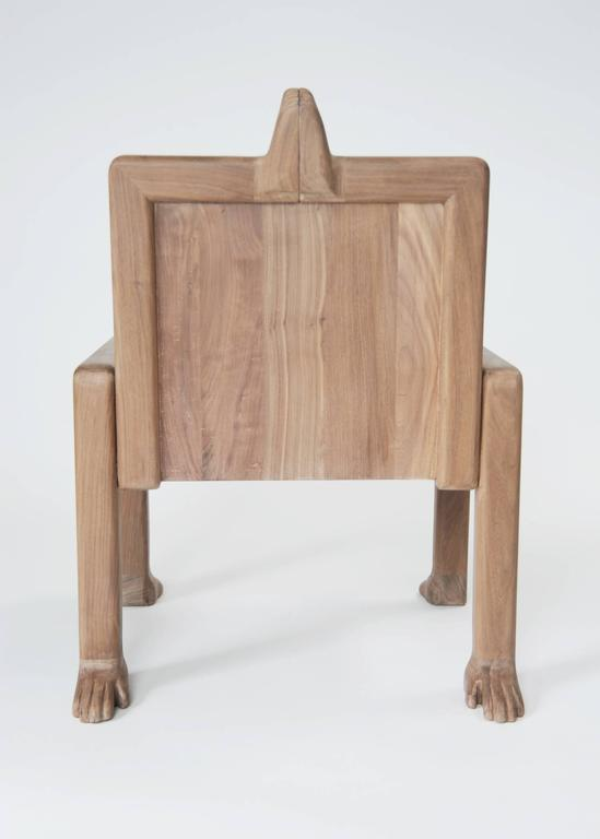 American Contemporary Children's 'Crawl' Chair by Material Lust, 2015