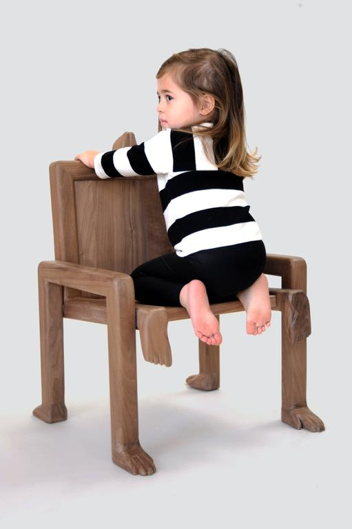 Post-Modern Contemporary Children's 'Crawl' Chair by Material Lust, 2015