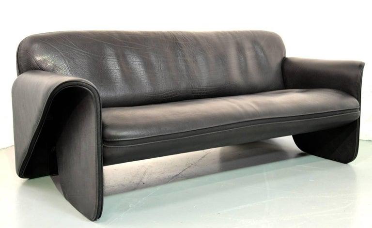 Vintage Swiss De Sede DS 125 Sofas Designed by Gerd Lange, 1978 For Sale 2