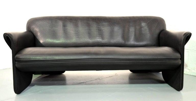 Vintage Swiss De Sede DS 125 Sofas Designed by Gerd Lange, 1978 For Sale 3