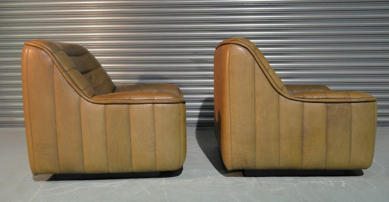 Vintage De Sede DS 84 Armchairs, Switzerland, 1970s For Sale 3