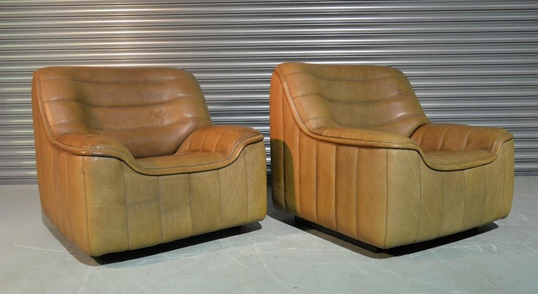 Vintage De Sede DS 84 Armchairs, Switzerland, 1970s For Sale 4