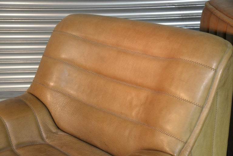 Vintage De Sede DS 84 Armchairs, Switzerland, 1970s For Sale 9