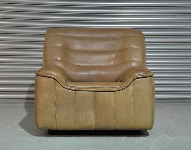 Vintage De Sede DS 84 Armchair, Switzerland, 1970s For Sale 2