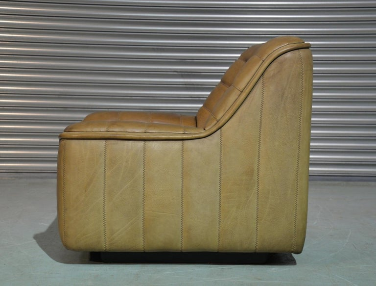 Mid-Century Modern Vintage De Sede DS 84 Armchair, Switzerland, 1970s For Sale