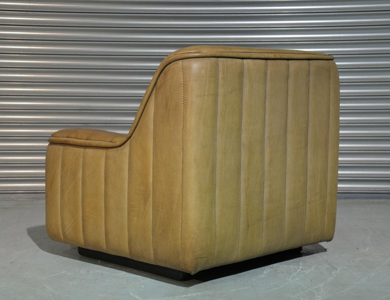 Swiss Vintage De Sede DS 84 Armchair, Switzerland, 1970s For Sale