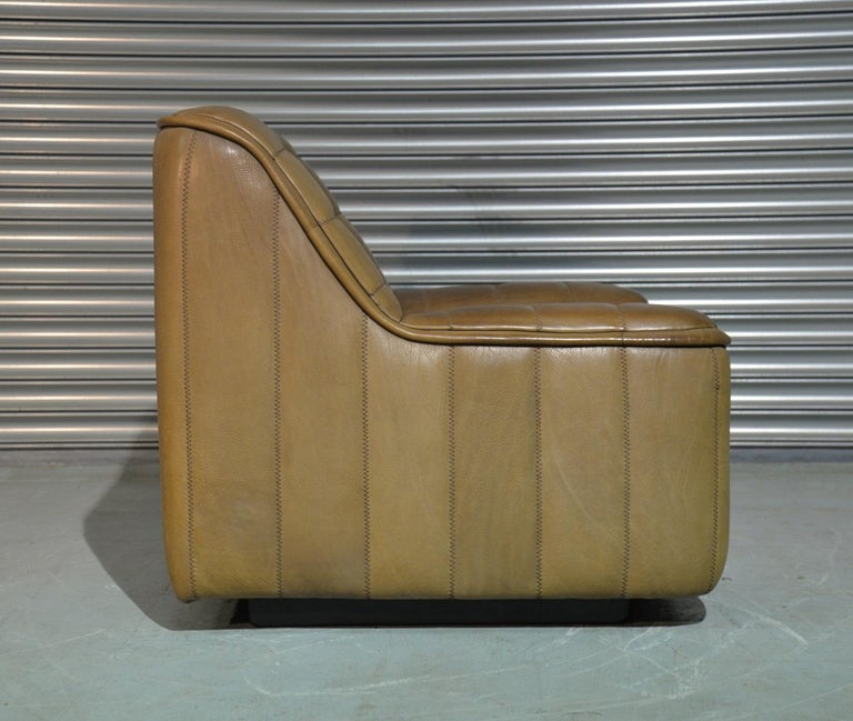 Leather Vintage De Sede DS 84 Armchair, Switzerland, 1970s For Sale