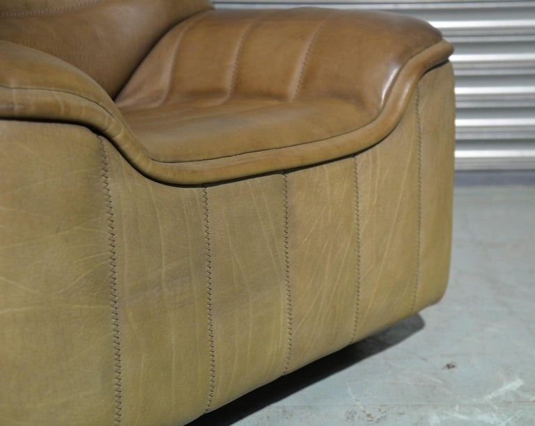 Vintage De Sede DS 84 Armchair, Switzerland, 1970s For Sale 4