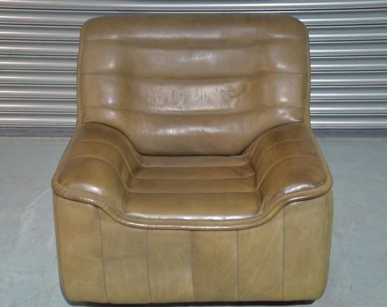 Vintage De Sede DS 84 Armchair, Switzerland, 1970s For Sale 3