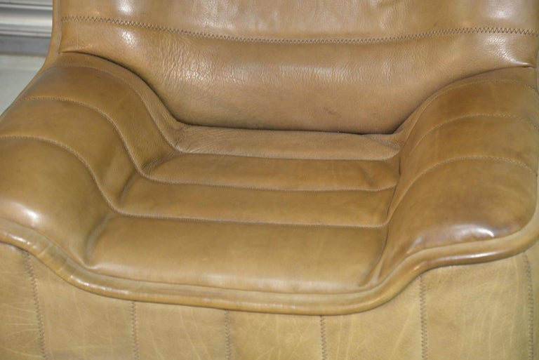 Vintage De Sede DS 84 Armchair, Switzerland, 1970s For Sale 5