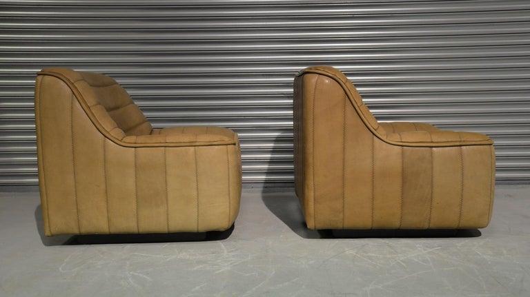 Vintage De Sede DS 84 Armchairs, Switzerland, 1970s For Sale 2