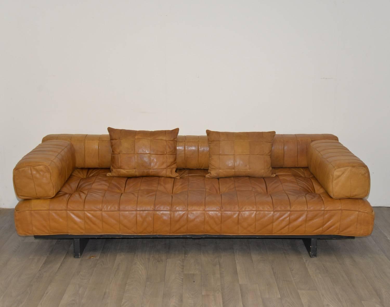 vintage de sede ds 80 daybed 1960s for sale at 1stdibs. Black Bedroom Furniture Sets. Home Design Ideas
