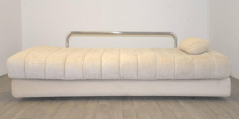 Vintage Swiss de Sede DS 85 Daybed and Sofa and Loveseat, 1960s For Sale 1