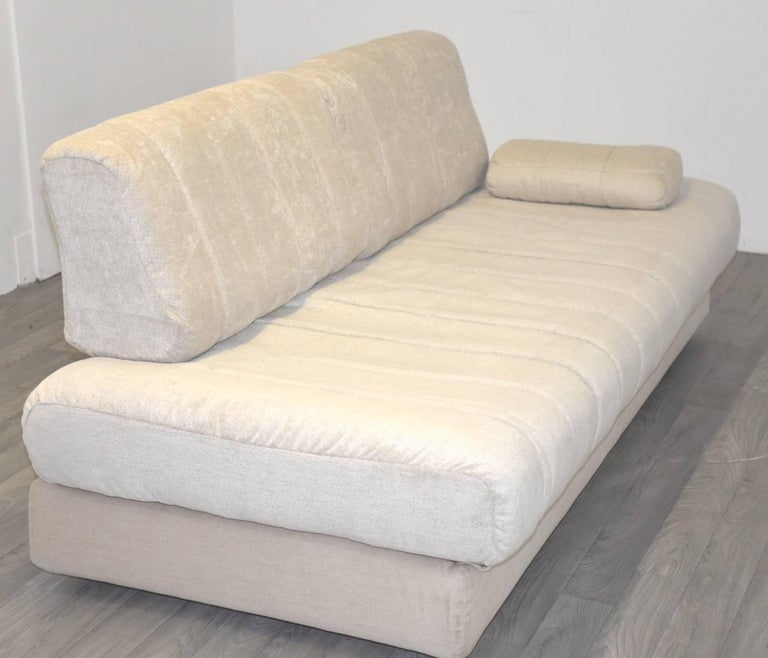 Vintage Swiss de Sede DS 85 Daybed and Sofa and Loveseat, 1960s In Good Condition For Sale In Cambridgeshire, GB