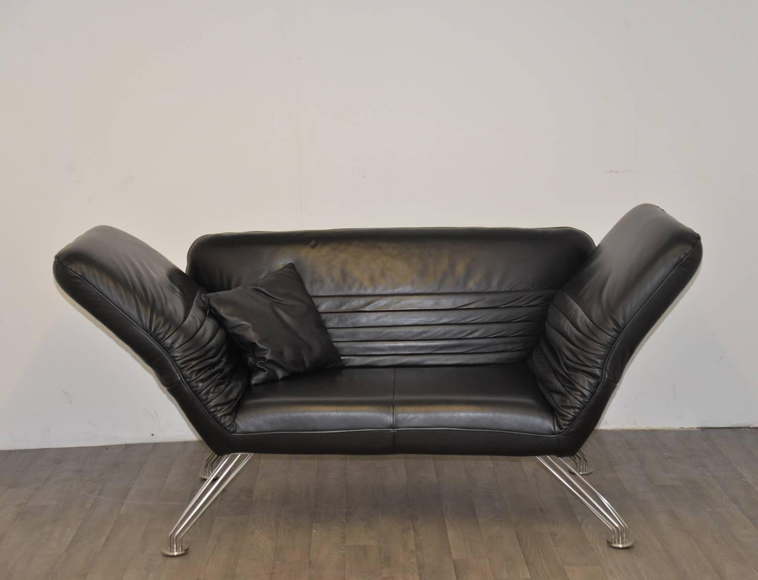 Vintage de sede sofa or chaise longue designed by winfried for Antique chaise longue for sale