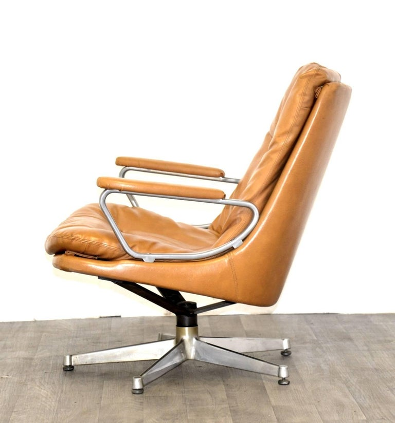 Vintage Strassle Gentilina Lounge Armchair By Andre