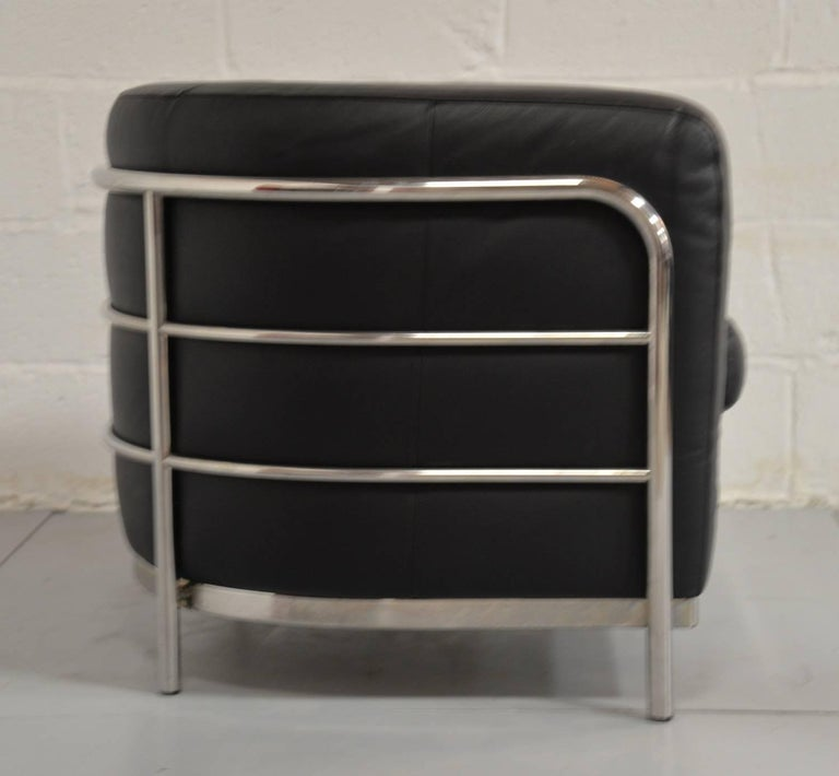 Original Zanotta Onda Leather Lounge Armchair Designed by Paolo Lomazzi, 1985 5
