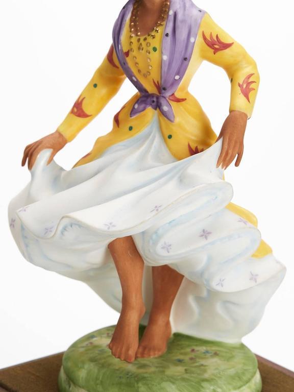 Royal Doulton West Indian Dancer Figurine, 1981 For Sale 1