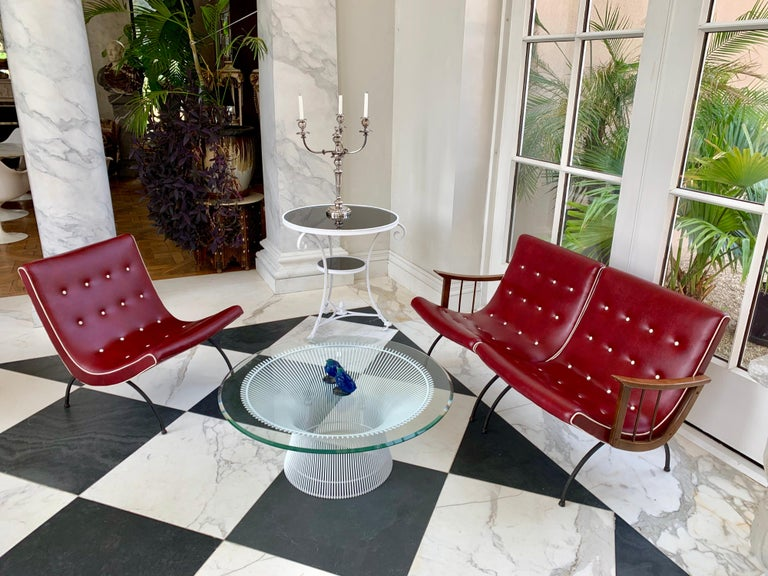 Mid-20th Century Scoop Lounge Chairs For Sale