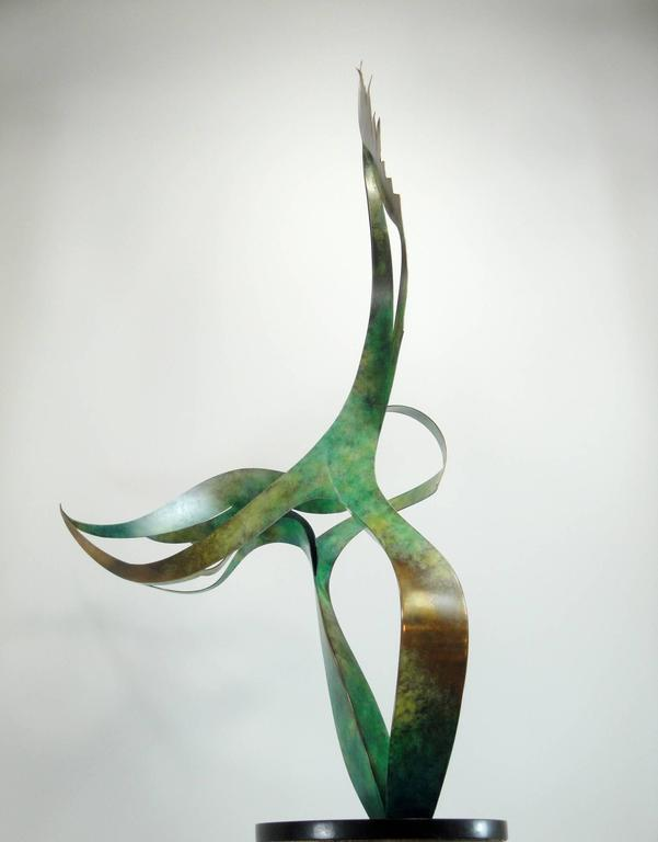 Hand-Crafted Sculpture