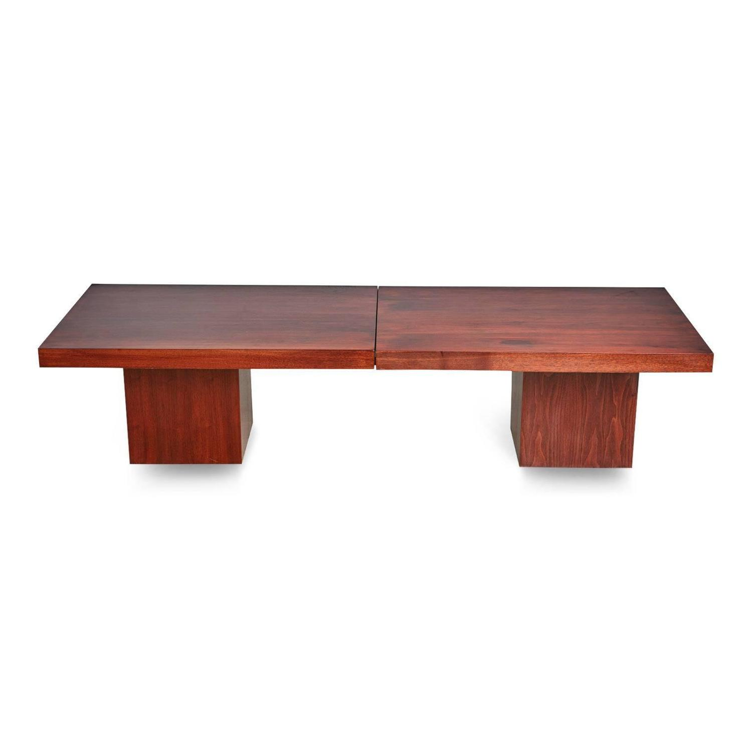 Extendable coffee table xxx 8829 1330967324 1 jpg extendable walnut coffee table by keal at - Telescopic coffee table ...