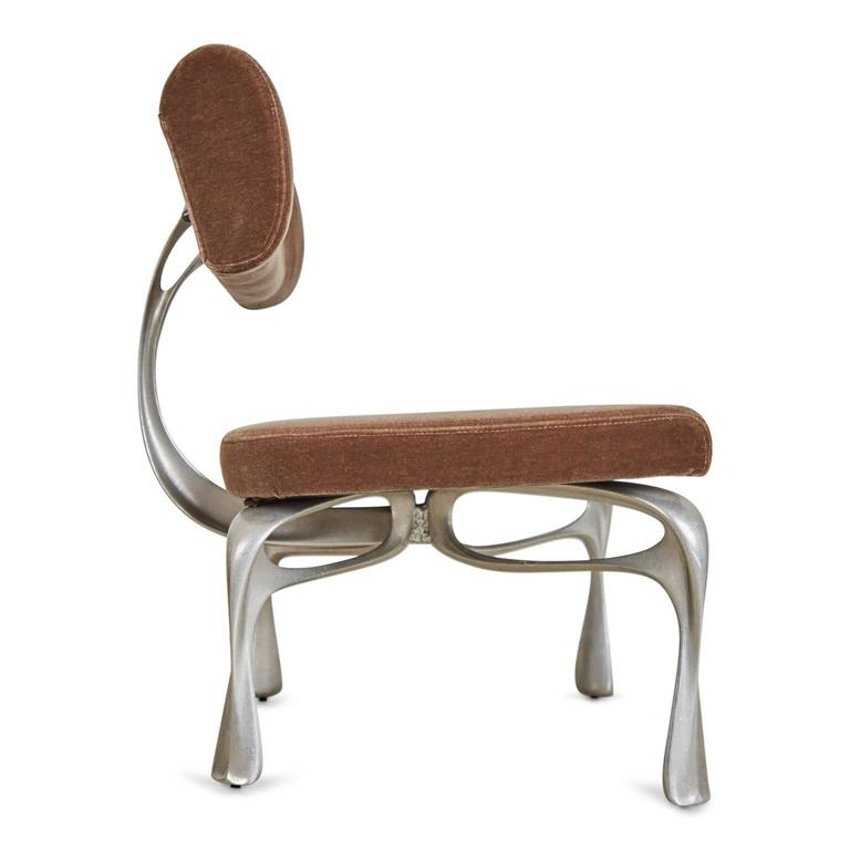 Jordan Mozer Prototype Victory Lounge Chair From Artists