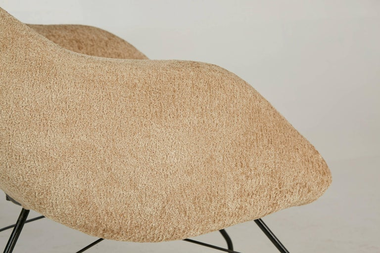 Martin Eisler and Carlo Hauner Scoop Chair for Forma, Brazil, circa 1960 For Sale 1