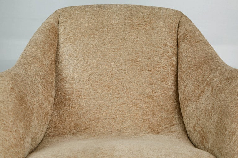 Martin Eisler and Carlo Hauner Scoop Chair for Forma, Brazil, circa 1960 For Sale 2