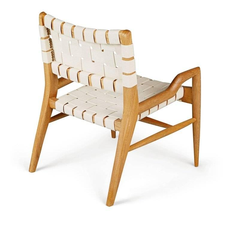 Pair of John Keal for Brown Saltman Sculptural Lounge Chairs, circa 1954 In Excellent Condition For Sale In Los Angeles, CA