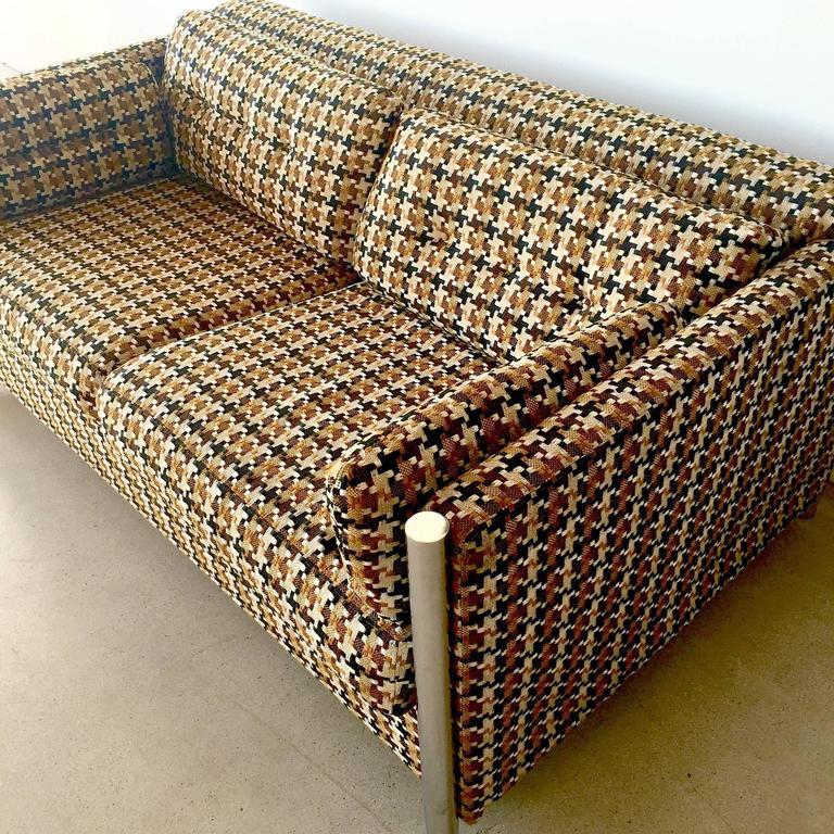 Mid Century Modern Sofa Bed: Selig Showcase Mid-Century Modern Sofa Bed At 1stdibs