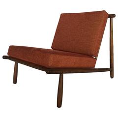 "Danish Modern Lounge ""Easy Chair"" by Alf Svensson for DUX"