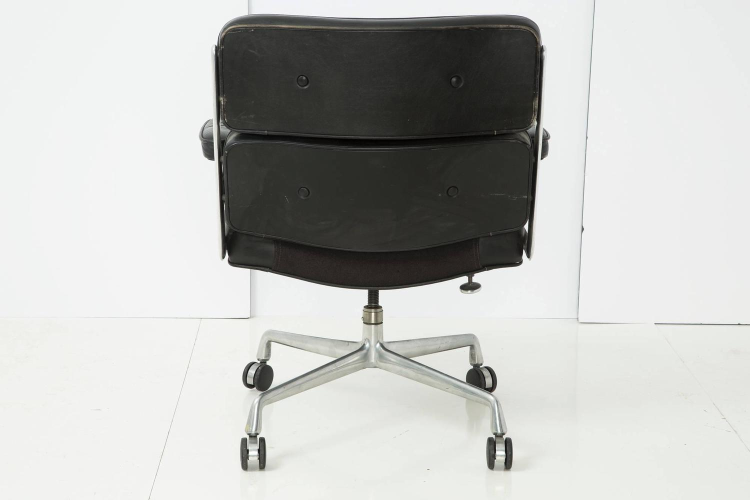 Eames Time Life fice Desk Chair Herman Miller at 1stdibs