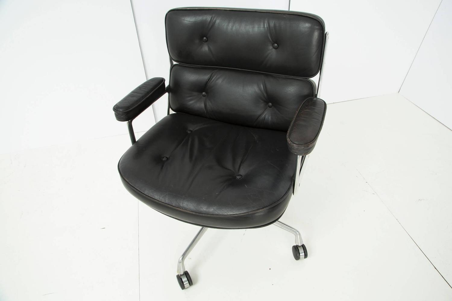 eames time life office desk chair herman miller at 1stdibs
