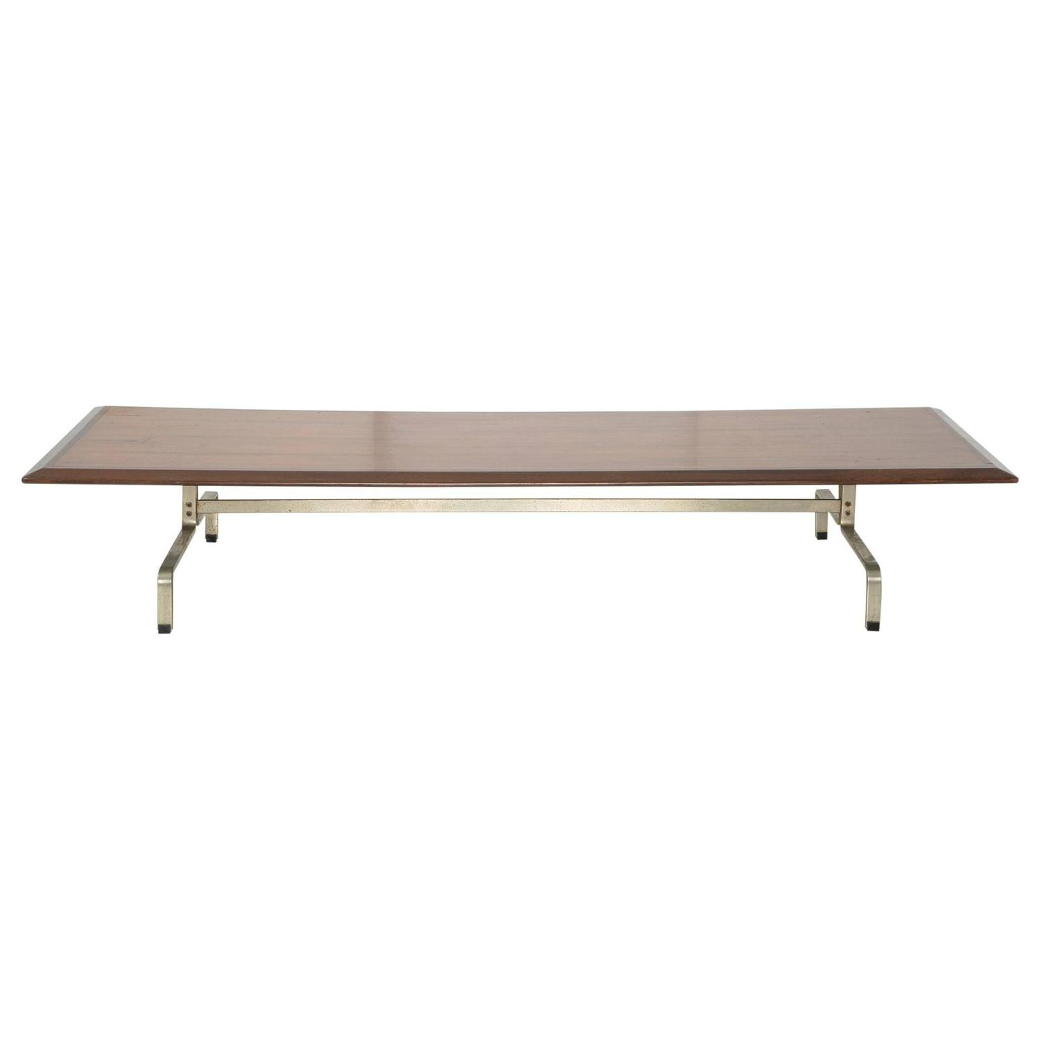 Jorgen Lund Style Rectangular Coffee Table On Sale For
