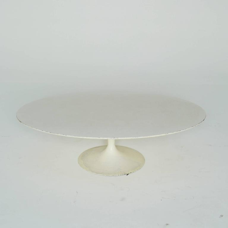 Tulip Coffee Table By Eero Saarinen For Knoll For Sale At 1stdibs