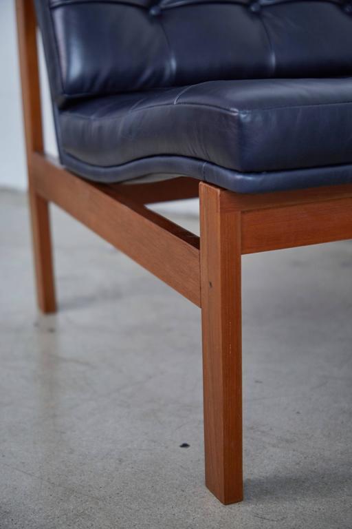 France & Son Moduline Living Room Set by Ole Gjerløv-Knudsen & Torben Lind For Sale 2
